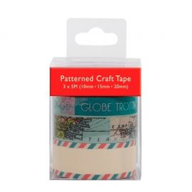 Cinta Washi Tape All Aboard