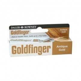 Gold Finger Pasta Metalica
