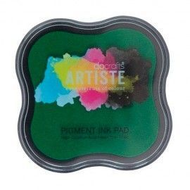 Tinta ARTISTE color Verde